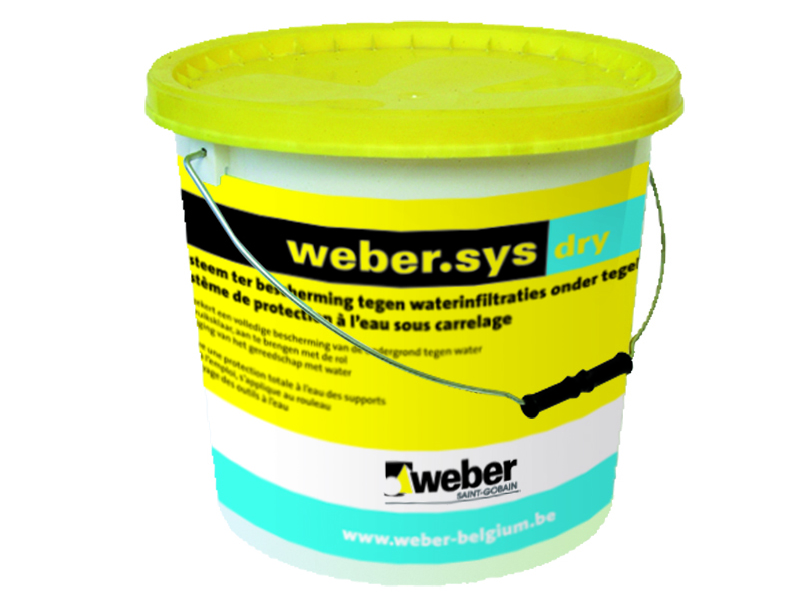 weber sys dry tegelplaatsing weber sys dry from profshop. Black Bedroom Furniture Sets. Home Design Ideas