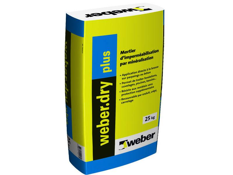 weber dry plus waterwerende mortel weber dry plus from. Black Bedroom Furniture Sets. Home Design Ideas