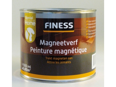 Magneetverf specials magneetverf from profshop - Donkergrijze verf ...