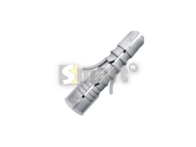 Smart plug nylon grijs met boord