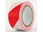 Markeringstape Neutraal Rood-Wit
