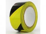 Markeringstape Neutraal Zwart-Geel